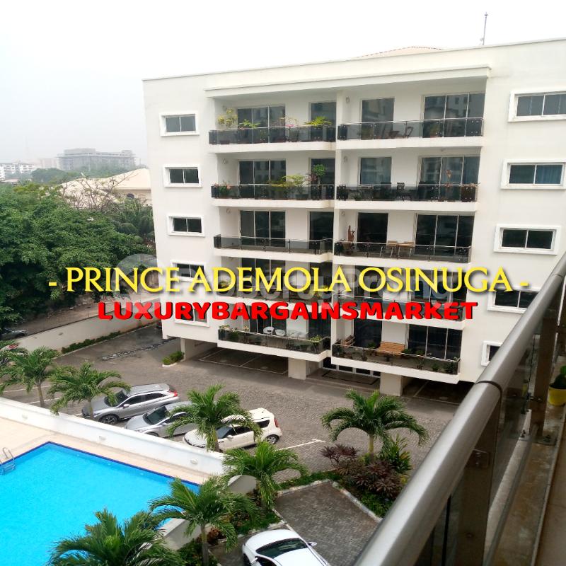 3 bedroom Flat / Apartment for rent Old Ikoyi Ikoyi Lagos - 1