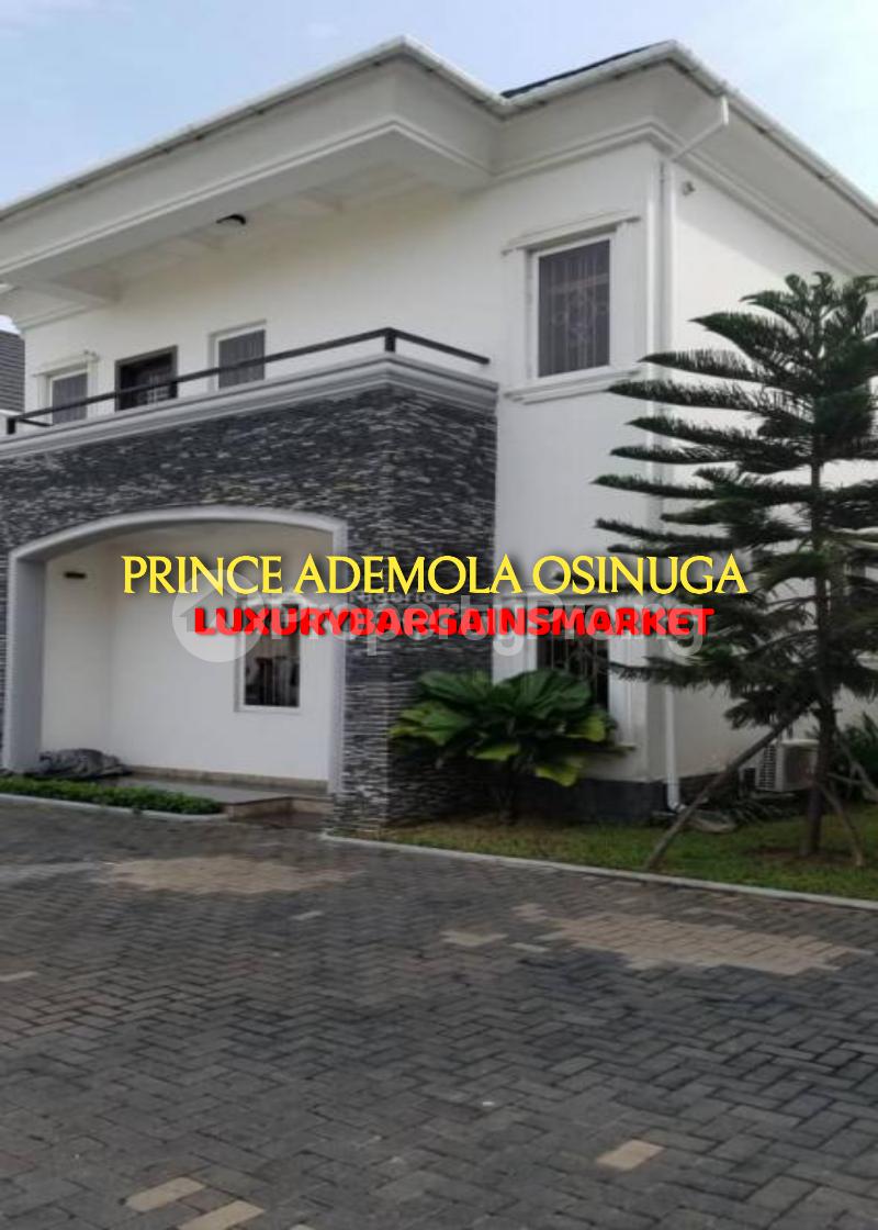 5 bedroom Detached Duplex for rent Banana Island Estate Banana Island Ikoyi Lagos - 0