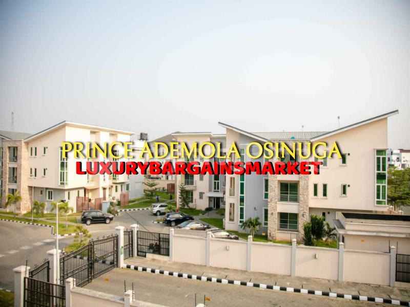 4 bedroom Terraced Duplex for rent Banana Island Estate Banana Island Ikoyi Lagos - 0