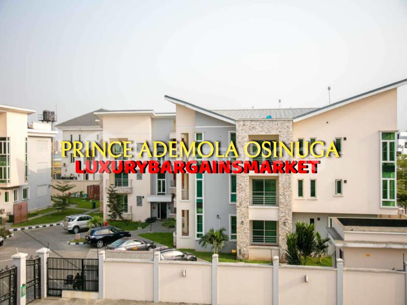 4 bedroom Terraced Duplex for rent Banana Island Estate Banana Island Ikoyi Lagos - 2