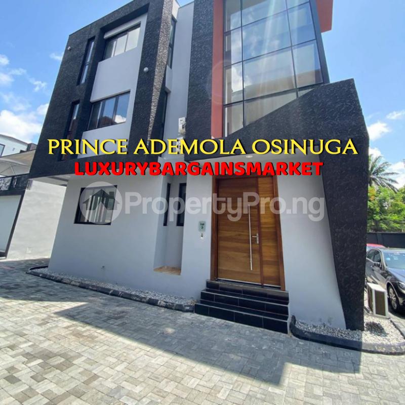 5 bedroom Detached Duplex for rent Central Ikoyi Old Ikoyi Ikoyi Lagos - 7