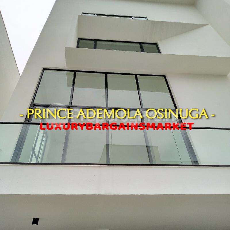 5 bedroom Detached Duplex for rent Central Ikoyi Old Ikoyi Ikoyi Lagos - 1