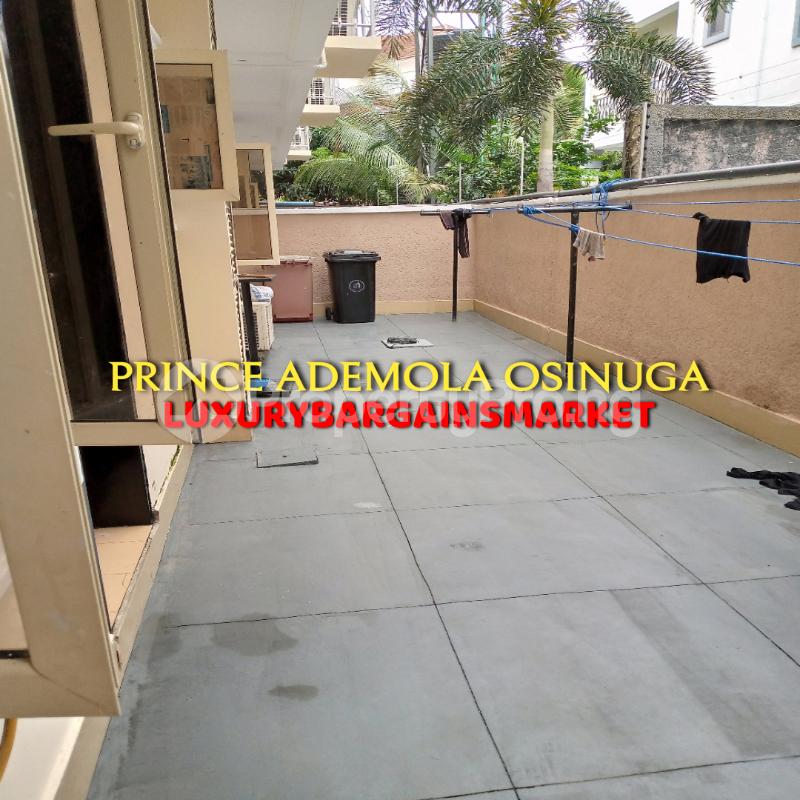 4 bedroom Terraced Duplex House for rent BANANA ISLAND ESTATE Banana Island Ikoyi Lagos - 3