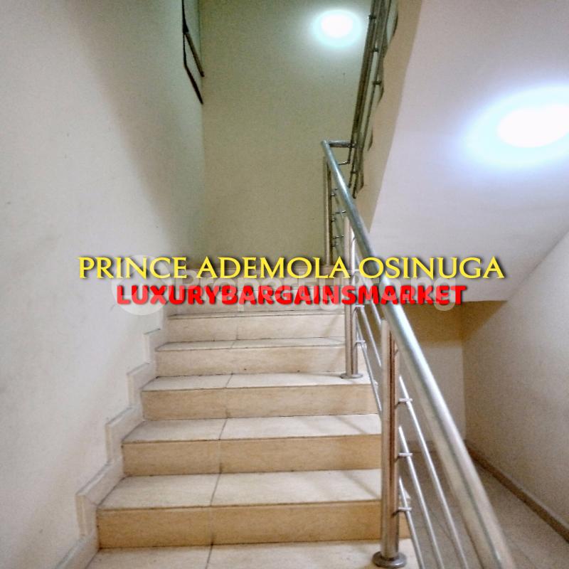 4 bedroom Terraced Duplex House for rent BANANA ISLAND ESTATE Banana Island Ikoyi Lagos - 1