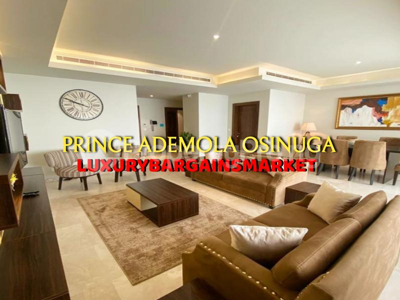 3 bedroom Flat / Apartment for shortlet Eko Pearl Eko Atlantic Victoria Island Lagos - 5