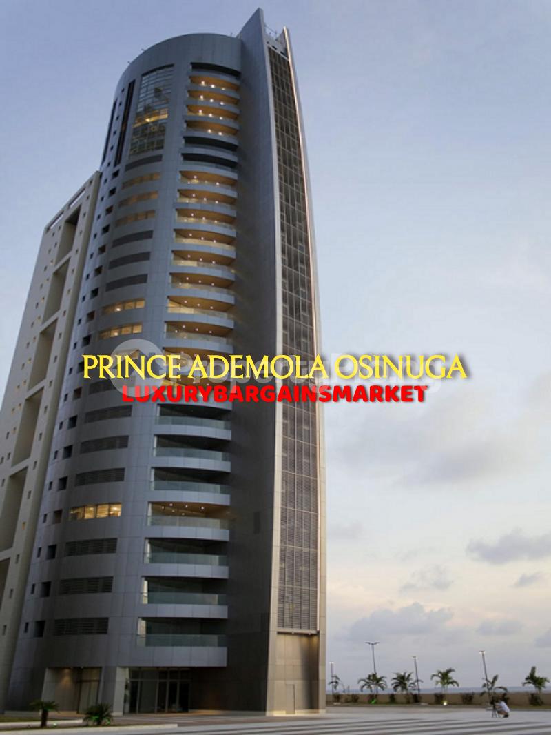 3 bedroom Flat / Apartment for shortlet Eko Pearl Eko Atlantic Victoria Island Lagos - 2