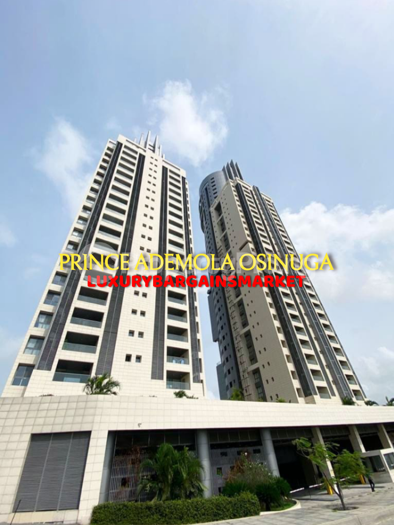 3 bedroom Flat / Apartment for shortlet Eko Pearl Eko Atlantic Victoria Island Lagos - 1
