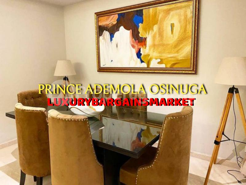 3 bedroom Flat / Apartment for shortlet Eko Pearl Eko Atlantic Victoria Island Lagos - 10