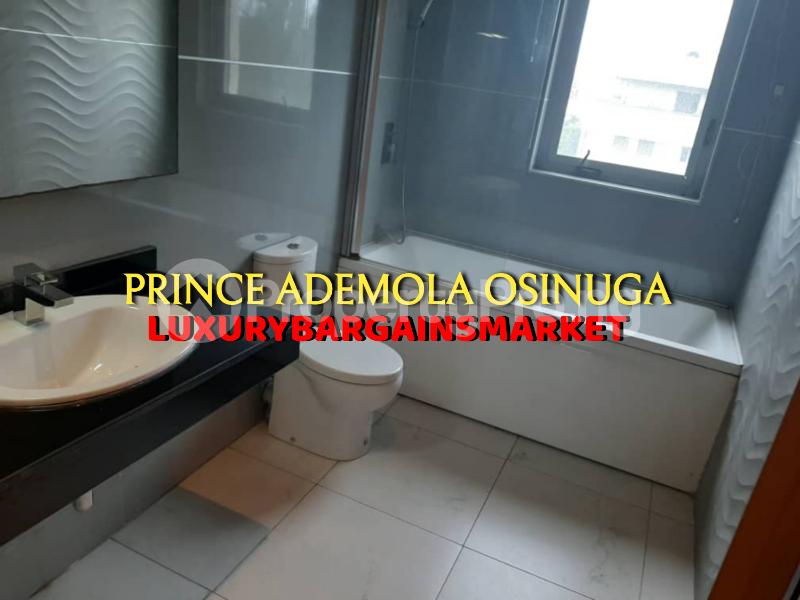 4 bedroom Terraced Duplex for rent Banana Island Estate Banana Island Ikoyi Lagos - 1