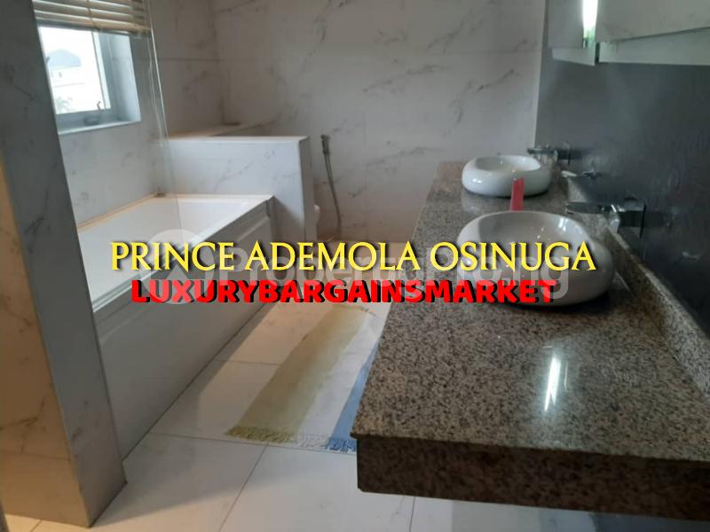 4 bedroom Terraced Duplex for rent Banana Island Estate Banana Island Ikoyi Lagos - 4