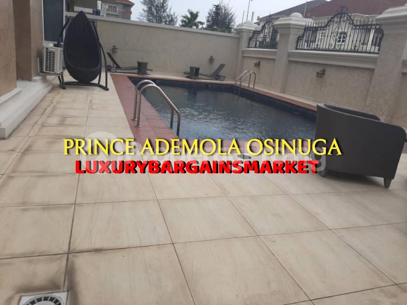 4 bedroom Terraced Duplex for rent Banana Island Estate Banana Island Ikoyi Lagos - 5