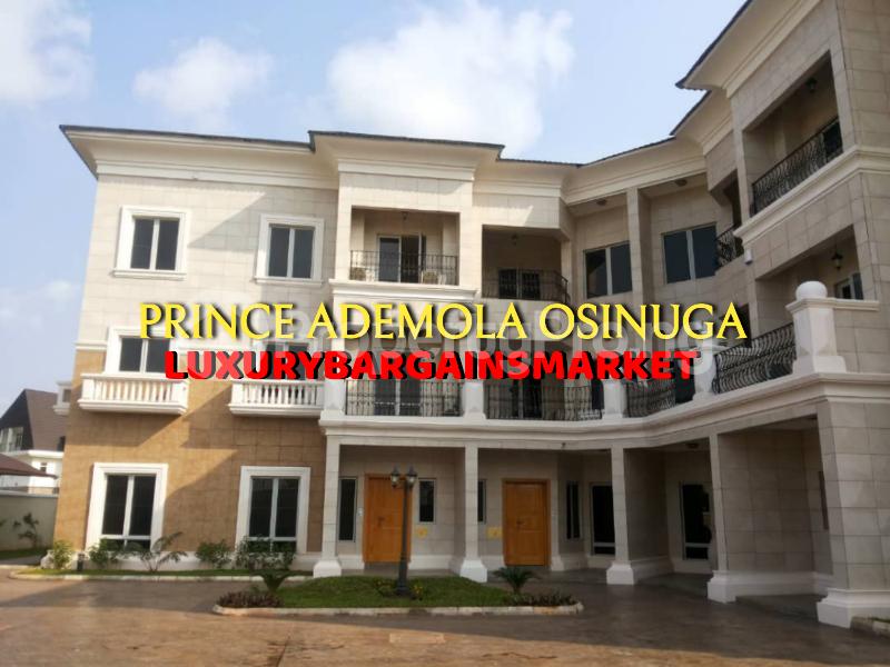 4 bedroom Terraced Duplex for rent Banana Island Estate Banana Island Ikoyi Lagos - 6