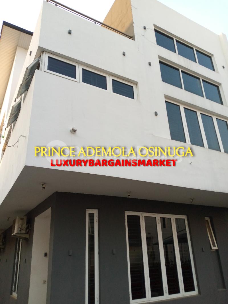 5 bedroom Semi Detached Duplex for rent Off Onikoyi Road Ikoyi Old Ikoyi Ikoyi Lagos - 0
