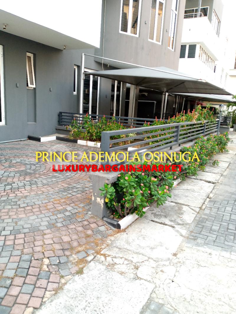 5 bedroom Semi Detached Duplex for rent Off Onikoyi Road Ikoyi Old Ikoyi Ikoyi Lagos - 2