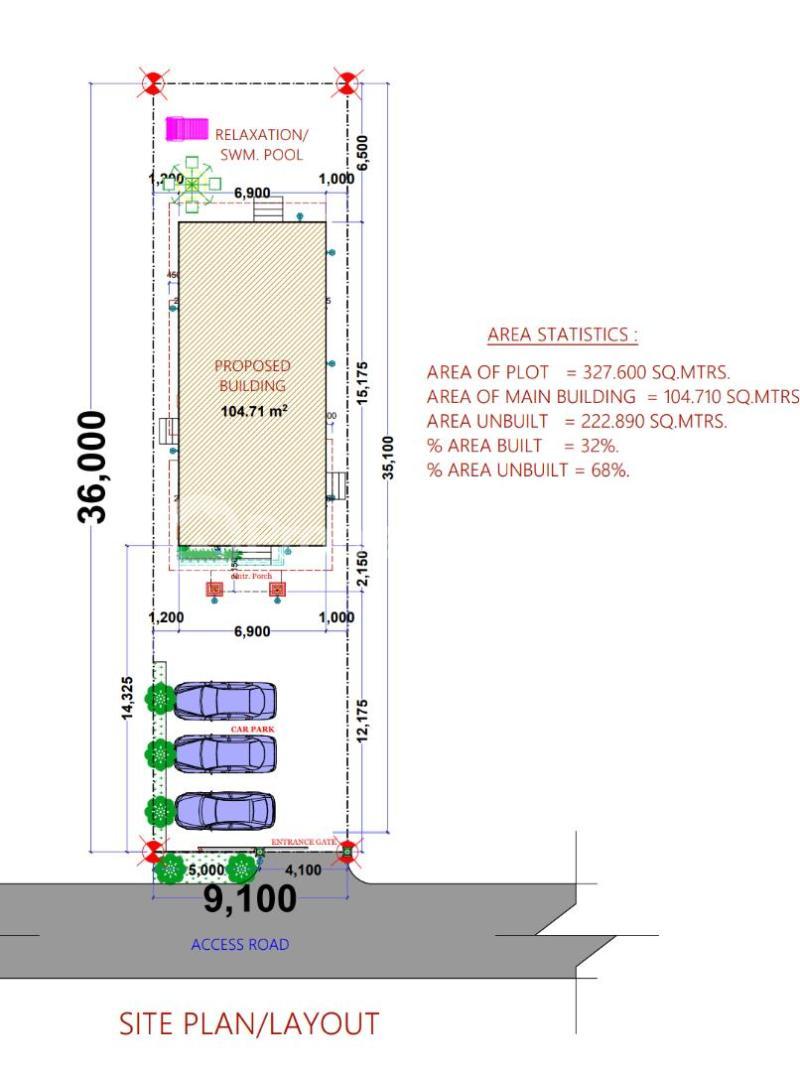 4 bedroom Detached Duplex for sale Onosa, Lakowe Ajah Lagos - 2