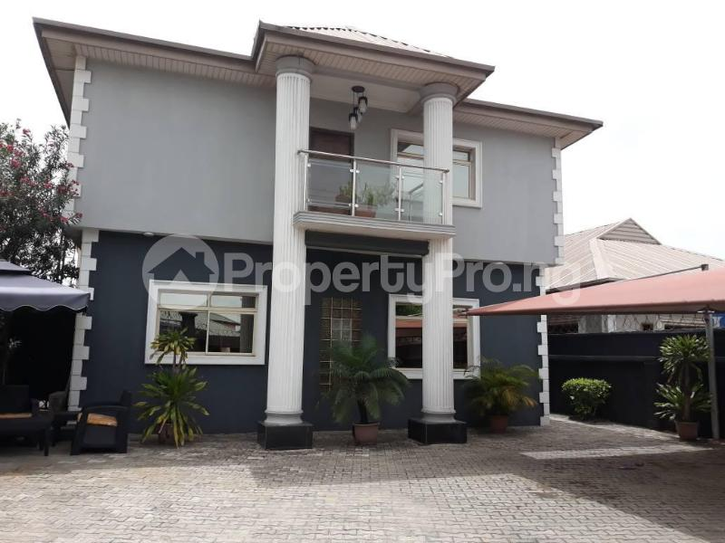 5 bedroom Detached Duplex House for sale Budo Estates Close To Thomas estate Ajah Lagos - 2