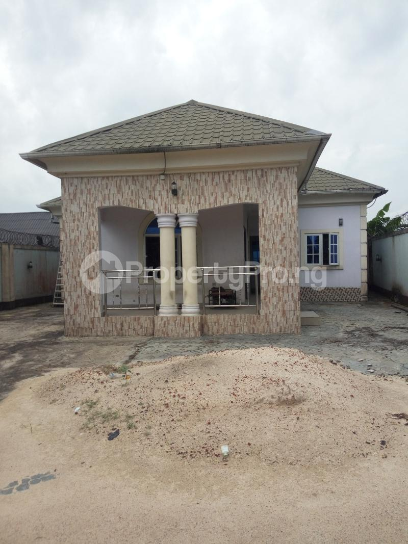 4 bedroom Detached Bungalow House for sale Ozuoba off NTA Rd Magbuoba Port Harcourt Rivers - 0