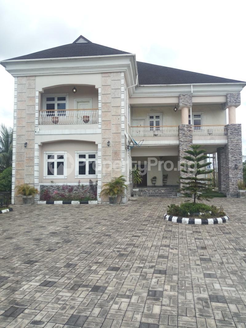 5 bedroom Detached Duplex House for sale Chinda Ada George Port Harcourt Rivers - 3