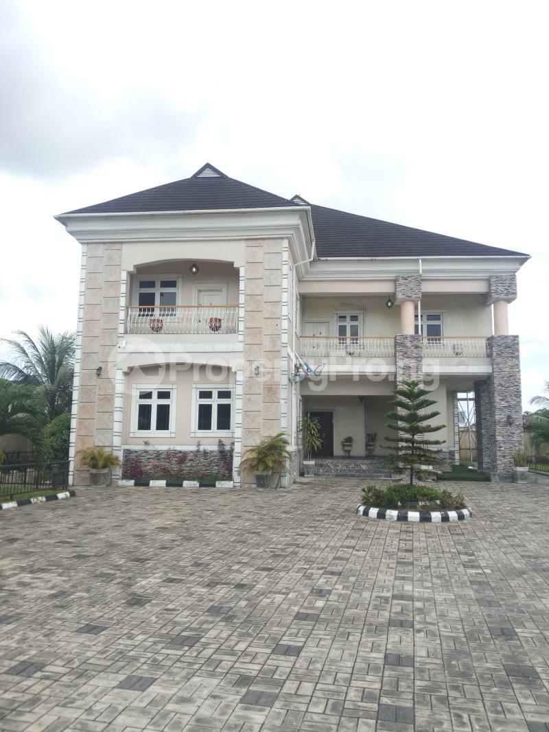 5 bedroom Detached Duplex House for sale Chinda Ada George Port Harcourt Rivers - 1