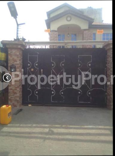 6 bedroom Terraced Duplex for sale Around Ojo Barracks Ojo Ojo Lagos - 0