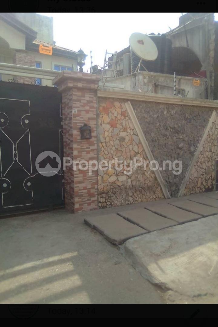 6 bedroom Terraced Duplex for sale Around Ojo Barracks Ojo Ojo Lagos - 4