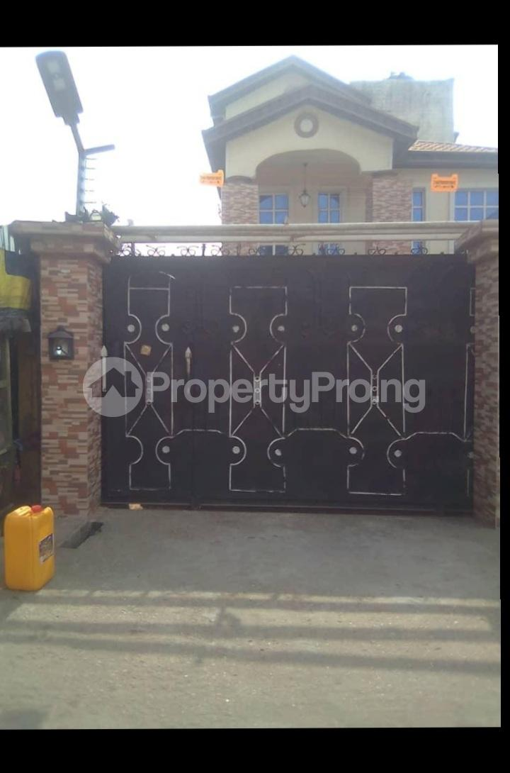 6 bedroom Terraced Duplex for sale Around Ojo Barracks Ojo Ojo Lagos - 1