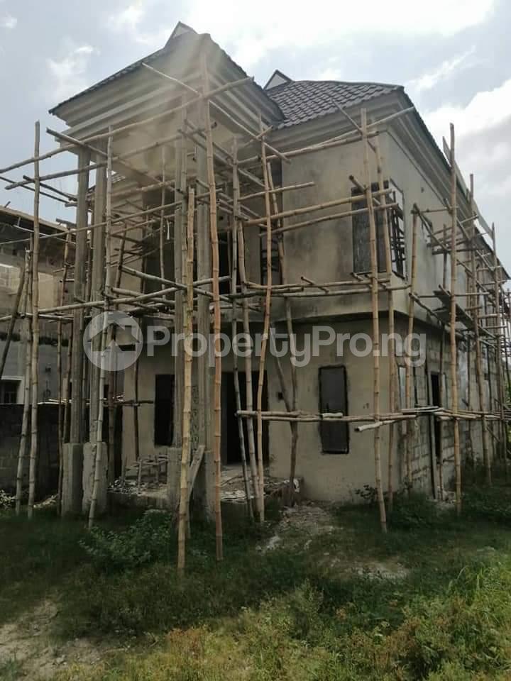 4 bedroom Detached Duplex for sale Onosa, Lakowe Ajah Lagos - 1