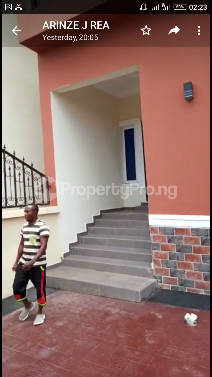4 bedroom Semi Detached Duplex for sale Wtc Estate New Layout By Queens Secondary School Enugu Enugu - 3