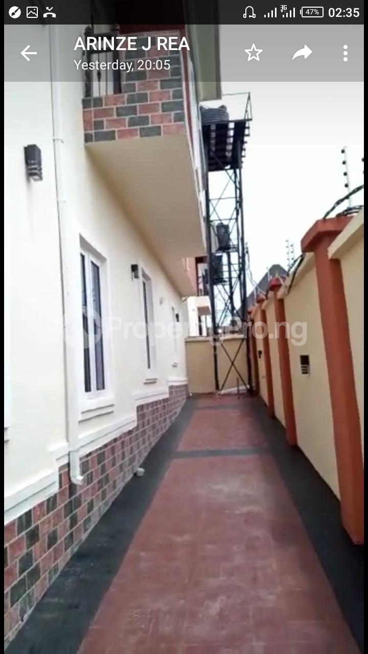 4 bedroom Semi Detached Duplex for sale Wtc Estate New Layout By Queens Secondary School Enugu Enugu - 2