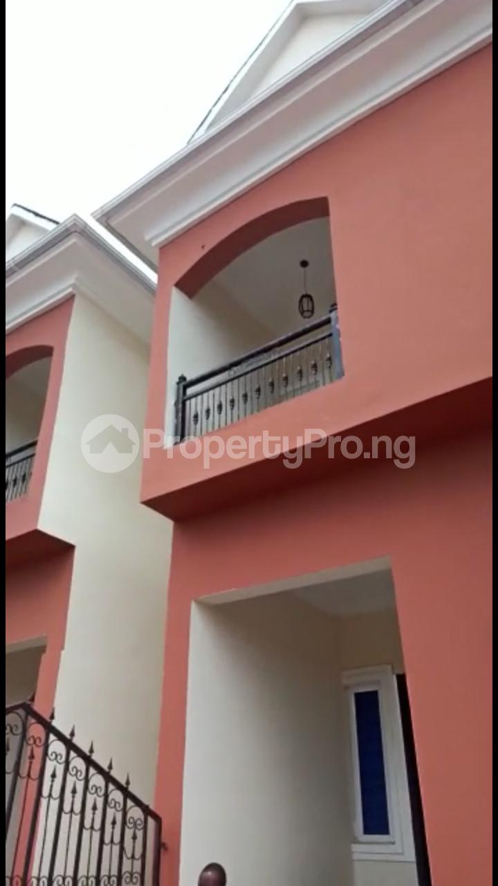 4 bedroom Semi Detached Duplex for sale Wtc Estate New Layout By Queens Secondary School Enugu Enugu - 1