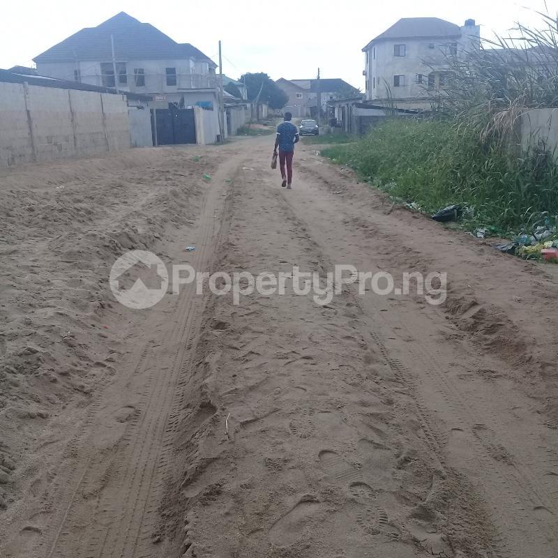 Residential Land for sale Off Lekki-Epe Expressway Ajah Lagos - 1