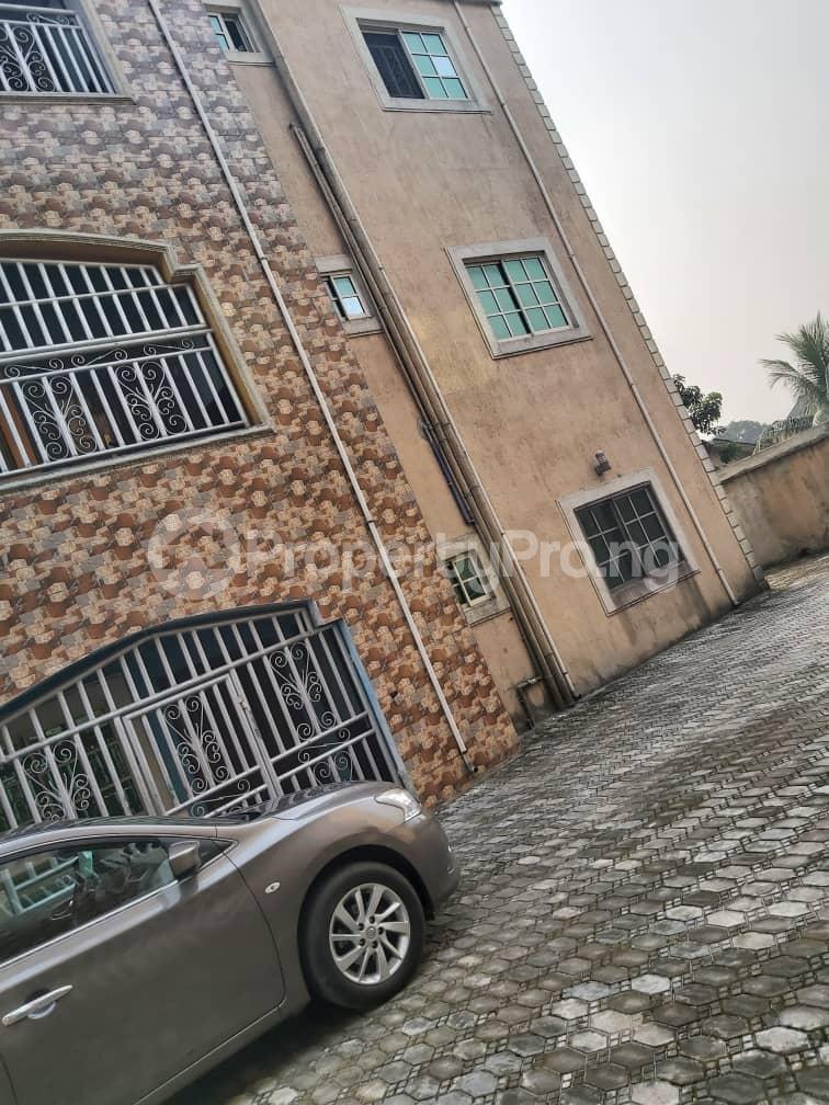 2 bedroom Self Contain for sale 1c Aganorlu Close, Off Aganorlu Street Ada George Port Harcourt Rivers - 1