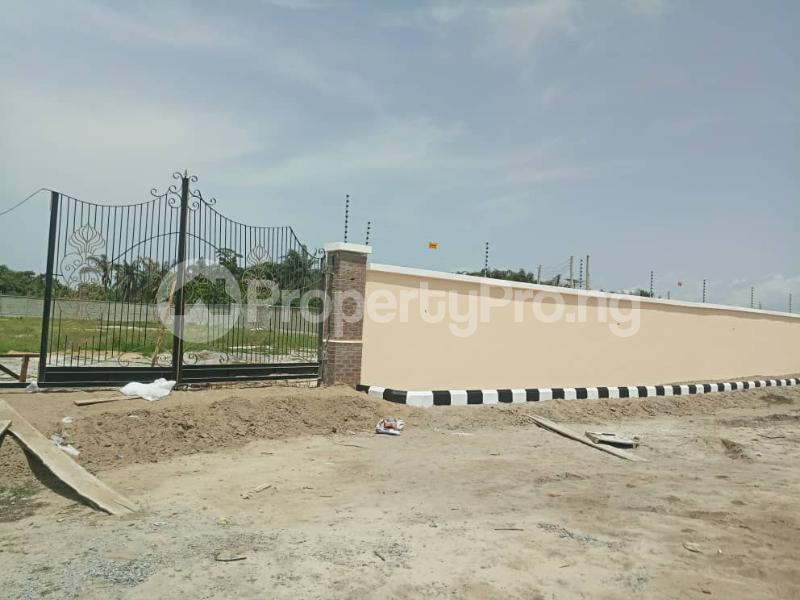 Serviced Residential Land for sale Located Inside Ajayi Apata Estate Abijo Ajah Lagos - 17