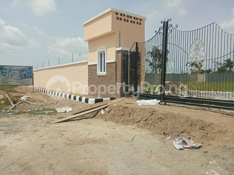 Serviced Residential Land for sale Located Inside Ajayi Apata Estate Abijo Ajah Lagos - 16