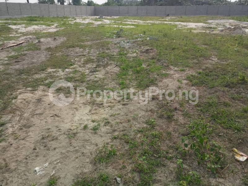 Serviced Residential Land for sale Located Inside Ajayi Apata Estate Abijo Ajah Lagos - 14