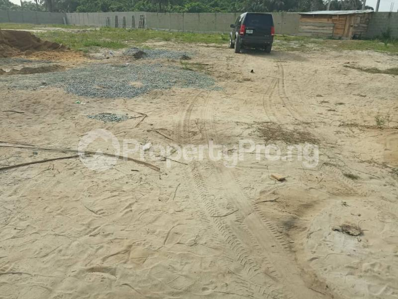 Serviced Residential Land for sale Located Inside Ajayi Apata Estate Abijo Ajah Lagos - 12