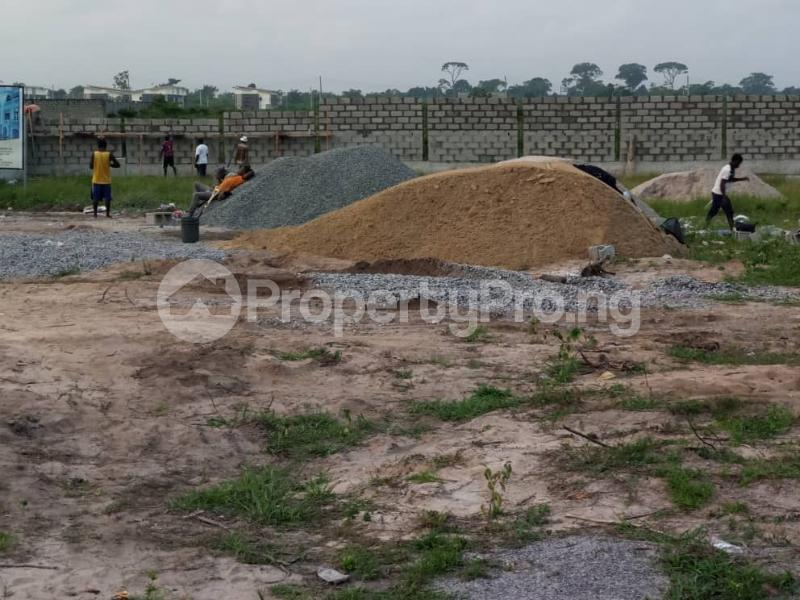 Serviced Residential Land for sale Located Inside Ajayi Apata Estate Abijo Ajah Lagos - 10