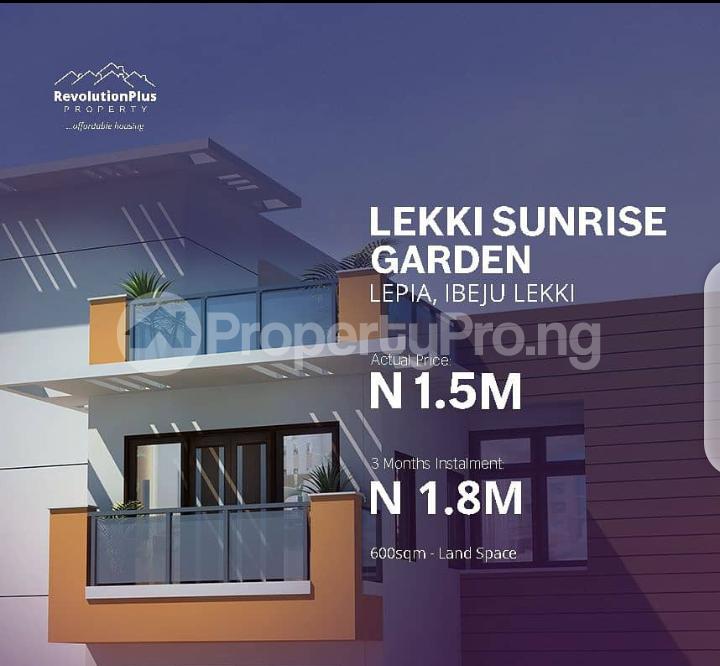 Residential Land for sale LaCampaigne Tropicana Ibeju-Lekki Lagos - 2