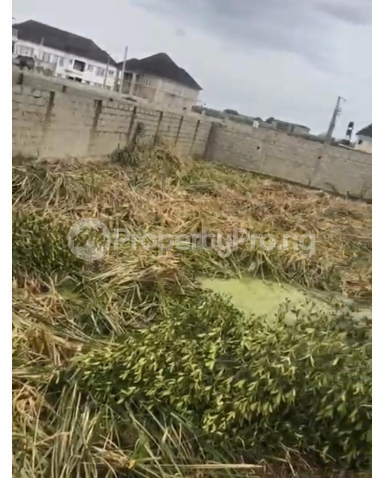 Land for sale Behind Skymall  Sangotedo Ajah Lagos - 0