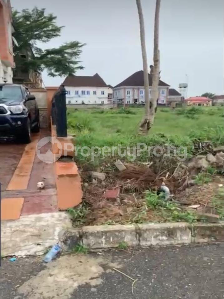Residential Land for sale Peace Garden Estate Between Crown Estate And Emperor Estate, Sangotedo Ajah Lagos - 0