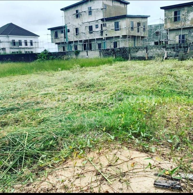 Land for sale Orchid Road chevron Lekki Lagos - 0