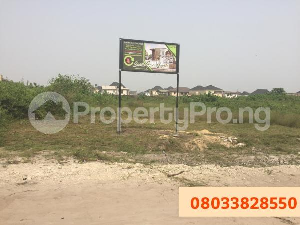 Serviced Residential Land Land for rent Off monastery road Monastery road Sangotedo Lagos - 0