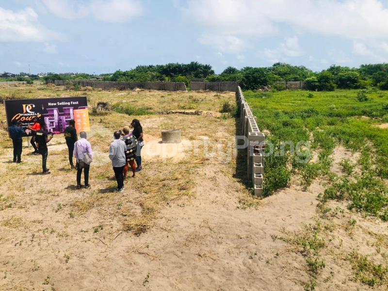 Land for sale Pinnacle Court Ibeju-Lekki Lagos - 4