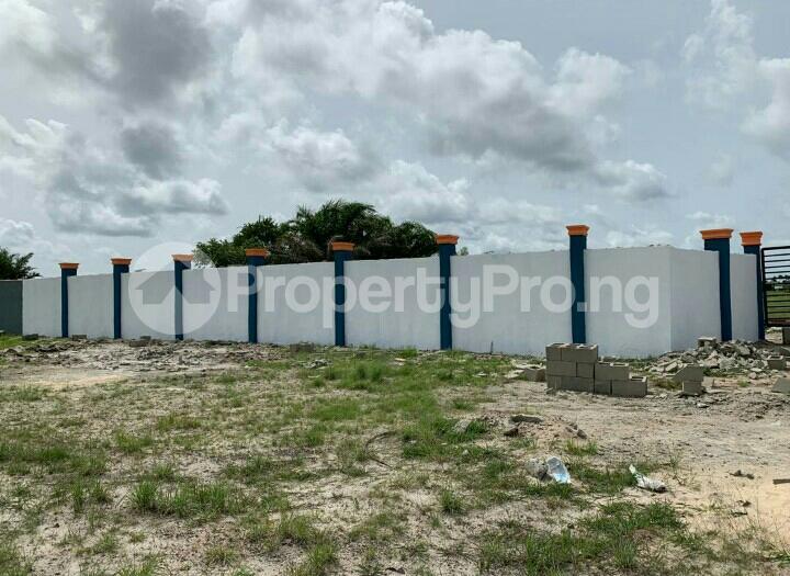 Land for sale Lekki Boulevard Estate, 7mins From Lacampagne Tropicana Resort Akodo Ise Ibeju-Lekki Lagos - 5