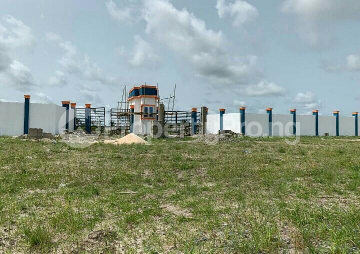 Land for sale Lekki Boulevard Estate, 7mins From Lacampagne Tropicana Resort Akodo Ise Ibeju-Lekki Lagos - 4
