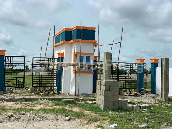 Land for sale Lekki Boulevard Estate, 7mins From Lacampagne Tropicana Resort Akodo Ise Ibeju-Lekki Lagos - 3