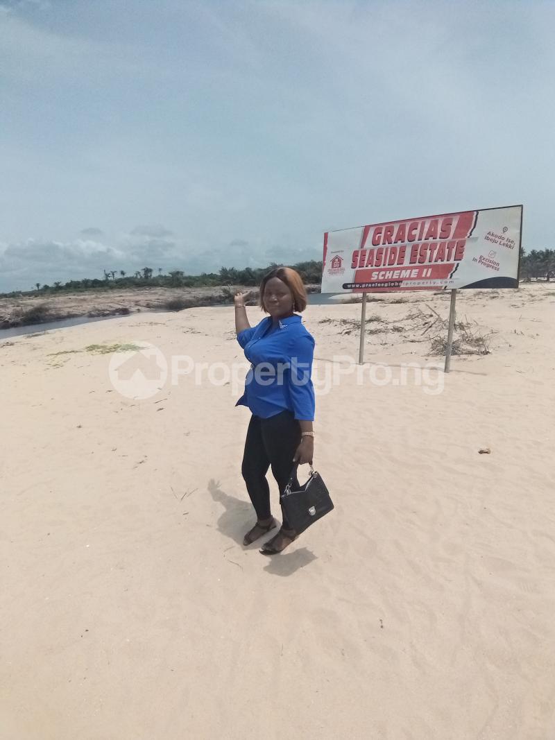 Residential Land Land for sale Akodo Ise Ibeju-Lekki Lagos - 11