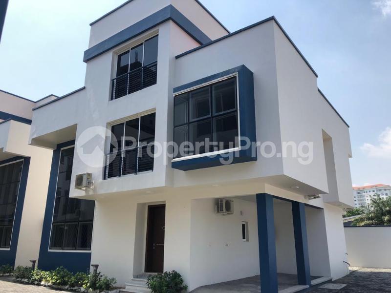 4 bedroom Detached Duplex House for rent cooper road Old Ikoyi Ikoyi Lagos - 0