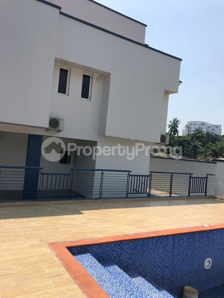 4 bedroom Detached Duplex House for rent cooper road Old Ikoyi Ikoyi Lagos - 2