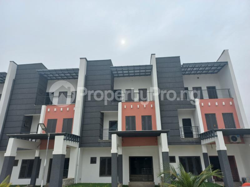 5 bedroom Terraced Duplex for sale Jahi Abuja - 0